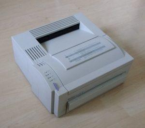 Laserdrucker HP4L